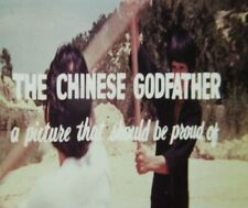 35mm Mind Blowing Kung-Fu Trailer- CHINESE GODFATHER    SCOPE !!  -1974-