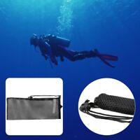 Fast Drying Dive Swimming Mesh Bag Scuba Storage Snorkel Gear Goggles Handbag