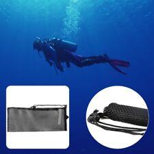 Fast Drying Dive Swimming Storage Mesh Bag Scuba Snorkel Gear Goggles Handbag