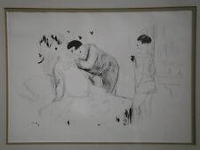 MARCEL VERTES Lithograph Les Jeux du Demi-Jour 1926 *REDUCED AGAIN*