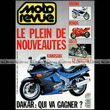 MOTO REVUE N°2915 Les 40 ans de VESPA GILERA RC MIKE HAILWOOD PARIS DAKAR 1989
