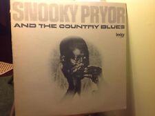 SNOOKY PRYOR - Country Blues ~ TODAY 1012 {nm orig} w/Homesick James ->VERY RARE