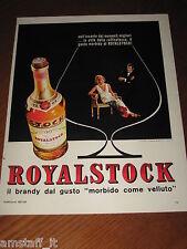 AD18=1968=ROYALSTOCK STOCK 84=PUBBLICITA'=ADVERTISING=WERBUNG=