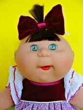 Cabbage Patch Kids Holiday Edition 1995 Cheryl Christmas Doll Hispanic Dark Hair