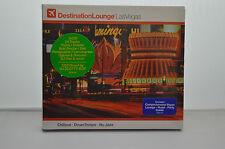 Destination Lounge Las Vegas  Chillout, Down Tempo, Nu Jazz  NEW Sealed (B32)