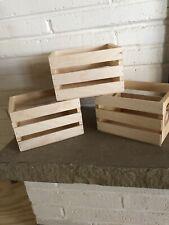 Walnut Hollow Mini Crate