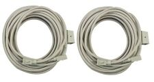 (2) 50' Commercial Upright Vacuum Cord for Electrolux Discovery Genesis Epic