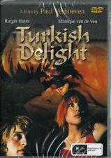 Turkish Delight NEW NTSC Erotic DVD Paul Verhoeven Monique van de Ven
