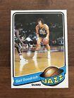 1979-80 Topps Basketball Cards 92