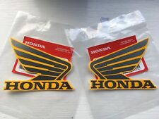 Honda MSX125 Grom Monkey Bike Z50 Tank Decals Pair New