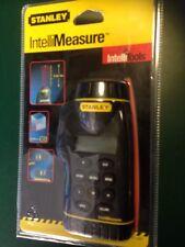 Stanley Intellimeasure Ultrasonic Distance Measure +-0.5% New