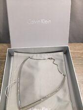 828945ae5909ee Collane e pendagli di bigiotteria Calvin Klein in argento | Acquisti ...