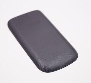 Original samsung GT-E1190 Couvercle Batterie Couvercle de la Batterie Titan Gris
