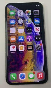 Apple iPhone XS - 64 GB - Silver (Unlocked) A2097 (GSM)  217473/BKH.