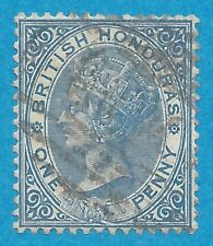 British Honduras   13   Used   Victoria