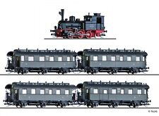 Tillig 01751 Reisezug mit BR 89 DRG Spur tt