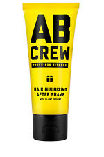 NEW Ab Crew Hair Minimizing After Shave 70ml