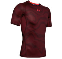 Under Armour Men's HeatGear Armour Compression Training Top 1345722 Size L