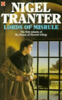 Complete Set Series - Lot of 3 House of Stewart books by Nigel Tranter Misrule