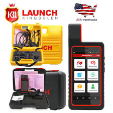 Launch X431 Diagun IV Full System Diagnostic Tool + Yellow Box Connectors