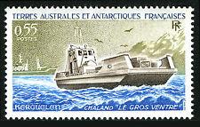 FSAT TAAF 98, MNH. Landing ship Le Gros Ventre, Sea birds, 1983