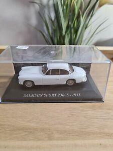 6/ altaya Salmson Sport 2300s 1955