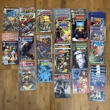 Lot Of 38x Ultraverse Comics Prime Rune & More