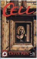 Cell 1996 series # 1 near mint comic book
