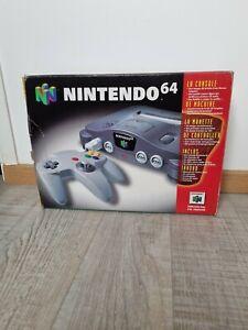Nintendo 64 En Boite Bon État