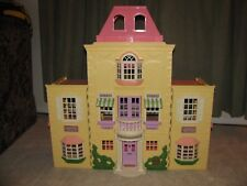 Fisher Price Loving Family Twin Time House Grand Mansion Dollhouse