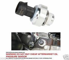 Holden Commodore VT VX VY VZ VE V8 12616646 Oil Pressure Switch Monaro Statesman