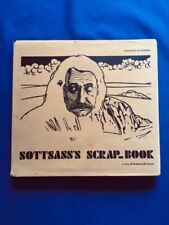 SOTTSASS'S SCRAP-BOOK - 1ST. ED. INSCRIBED WITH DRAWING BY ETTORE SOTTSASS