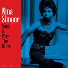 Nina Simone - Sings & Plays The Blues (180g Vinyl LP) NEW/SEALED