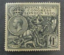 nystamps Great Britain Stamp # SG438 Mint OG H £750