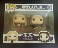 New Funko Pop Television Buffy & Faith 2 Pack 2017 Fall Convention Exclusive