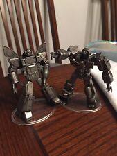 TransFormers Takara SCF Pewter Devastator VS Omega Supreme
