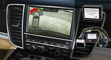 REAR CAMERA ACTIVATOR + BACKUP REARVIEW CAMERA FOR PORSCHE CAYENNE PCM 3.1