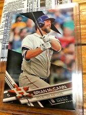2017 Topps Update  #US13 BRIAN MCCANN RARE # 5/66 MINT FROM PACK