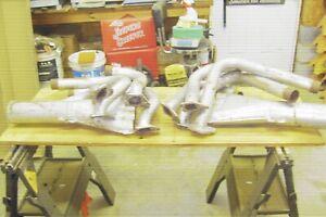 351 Cleveland Headers 4 Barrel Heads 4V 351C 351 C