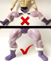 Repair Weak Legs on your HeMan Masters of the Universe MOTU figures service