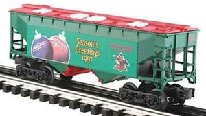 K-LINE ANHEUSER-BUSCH CHRISTMAS HOPPER K-625902 O-GAUGE NEW IN BOX