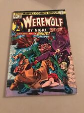 Werewolf By Night #24 Rare Mark Jeweler Variant See My Others!