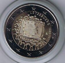 Krieg & Frieden Münzen aus Luxemburg nach Euro-Einführung