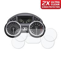 KAWASAKI ZZR1400 (2012+) Dashboard Screen Protector: 2 x Ultra-Clear