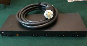 HEWLETT-PACKARD MODULAR PDU CONTROL UNIT Series EO4500 P/N228481-001