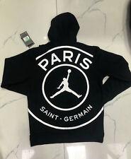 Sudadera del Paris Saint Germain logo Jordan en espalda - Nueva con Etiquetas
