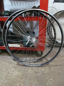 Nos DURA-ACE 9-10 Speed 32Holes Ambrosio Rims WheelSet No Campagnolo New
