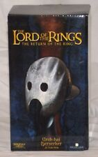 Lord of the Rings Weta Uruk-Hai Berserker Helm 1515/2000 Rotk 1/4 Scale Sidesho