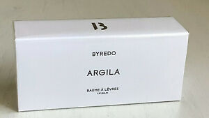 BYREDO Tinted Lip Balm ARGILA Makeup Brand New Boxed Sealed 2021