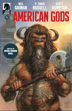 American Gods Digital Comics Bundle by Neil Gaiman in Dark Horse Comics #'s 1-9